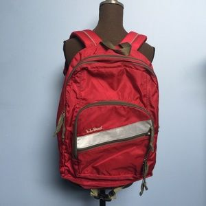 L.L.Bean Original Book Pack Backpack